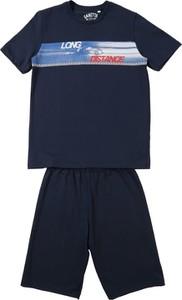 Piżama Sanetta z bawełny dla chłopców