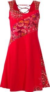 Sukienka Coline z dekoltem w kształcie litery v