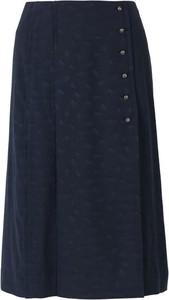 Niebieska spódnica Chloe