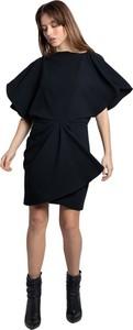 Czarna sukienka Iro ołówkowa
