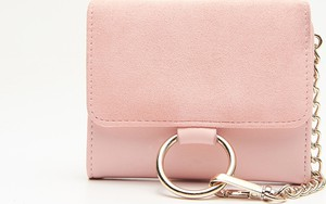 956dde77e423d Różowe portfele damskie Cropp