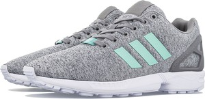 4e17e464ed86c Szare buty damskie adidas zx flux, kolekcja wiosna 2019