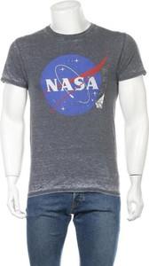 T-shirt Fifth Sun z bawełny z krótkim rękawem w młodzieżowym stylu