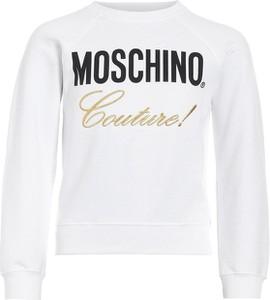 Bluza dziecięca Moschino z bawełny