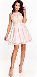 9b82a9dafa sukienka mini wieczorowa. - stylowo i modnie z Allani