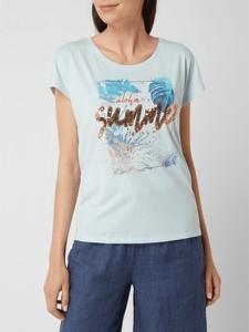 T-shirt Montego z krótkim rękawem