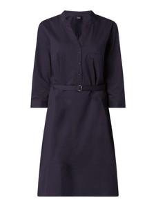 Sukienka S.Oliver Black Label koszulowa z bawełny w stylu casual