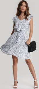 Sukienka Renee z okrągłym dekoltem bez rękawów mini