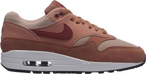 Buty sportowe Nike sznurowane z płaską podeszwą air max