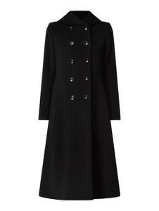 Czarny płaszcz Milo Coats