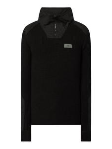 Czarny sweter G-Star Raw ze stójką