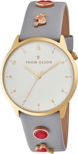 Zegarek THOM OLSON - Chisai Grey CBTO059 Grey/Gold