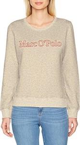 Brązowa bluza Marc O'Polo w młodzieżowym stylu