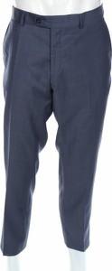 Granatowe spodnie Carl Gross
