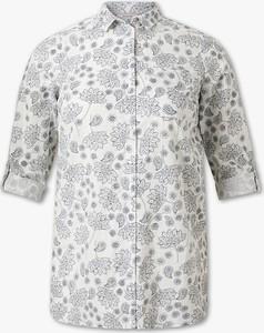 Bluzka YESSICA z dekoltem w kształcie litery v
