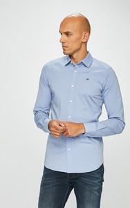 Błękitna koszula Tommy Jeans