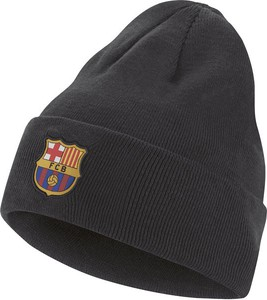 Czarna czapka Nike