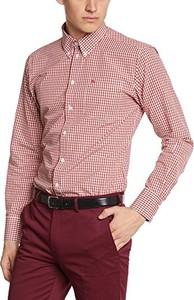 Różowa koszula merc