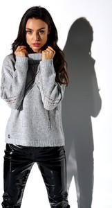 Sweter Merg w stylu casual