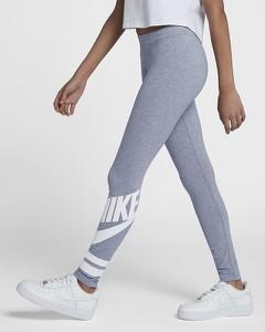 Legginsy dziecięce Nike z bawełny