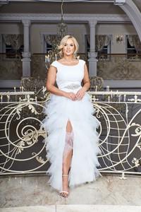 Sukienka Ptakmoda.com z szyfonu