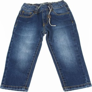 Niebieskie jeansy dziecięce Silvian Heach