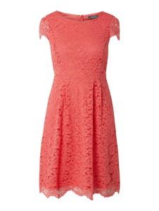Różowa sukienka Montego