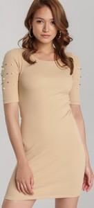 Sukienka Renee dopasowana mini