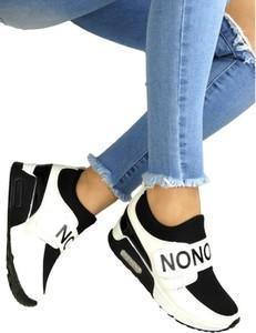 Sneakersy sklep-szpilka24 na rzepy