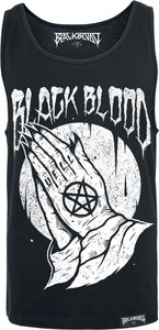 T-shirt Black Blood