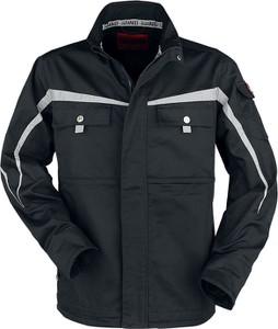 Czarna kurtka Emp z bawełny w stylu casual