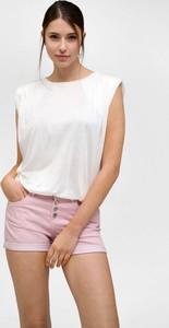 Bluzka ORSAY z krótkim rękawem w stylu casual