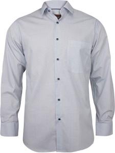 Koszula Jurel z długim rękawem z bawełny