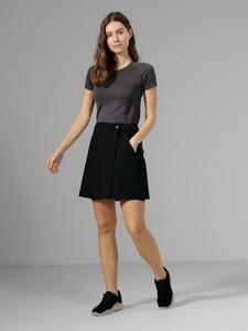 Czarna spódnica 4F