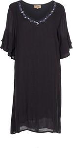 Czarna sukienka Coline