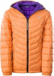 Pomarańczowa kurtka dziecięca sklepiguana