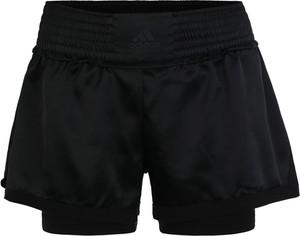 Czarne szorty Adidas Performance