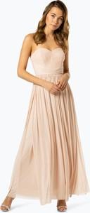 Różowa sukienka Lipsy bez rękawów maxi