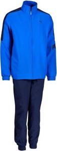 Niebieski dres dziecięcy Puma z dzianiny