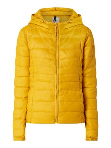 Żółta kurtka Only w stylu casual