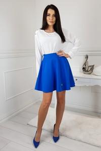 Niebieska spódnica LA BLANCHE