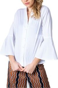 Koszula Emme Marella z bawełny z długim rękawem
