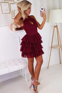 Sukienka Bicotone z tiulu
