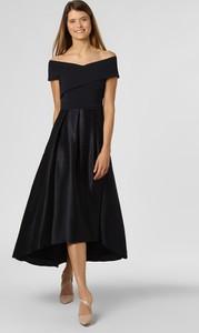 Granatowa sukienka Apriori