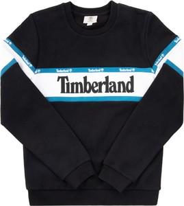 Czarna bluza dziecięca Timberland