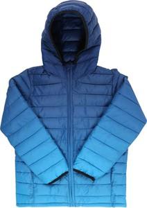 Niebieska kurtka dziecięca Gap