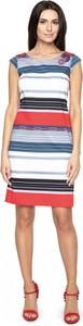 Sukienka POTIS & VERSO mini ołówkowa