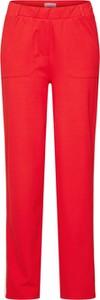 Czerwone spodnie Re.draft
