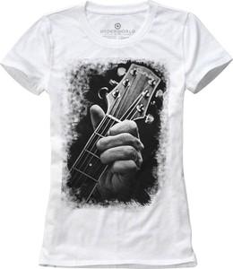 T-shirt Underworld z krótkim rękawem z okrągłym dekoltem z bawełny