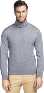 Sweter giacomo conti w stylu casual